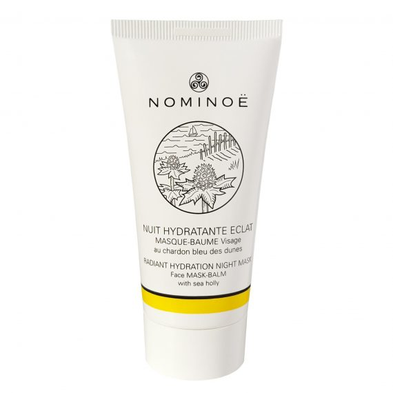 nuit hydratante eclat nominoe box evidence