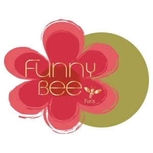 Funny Bee Bio logo