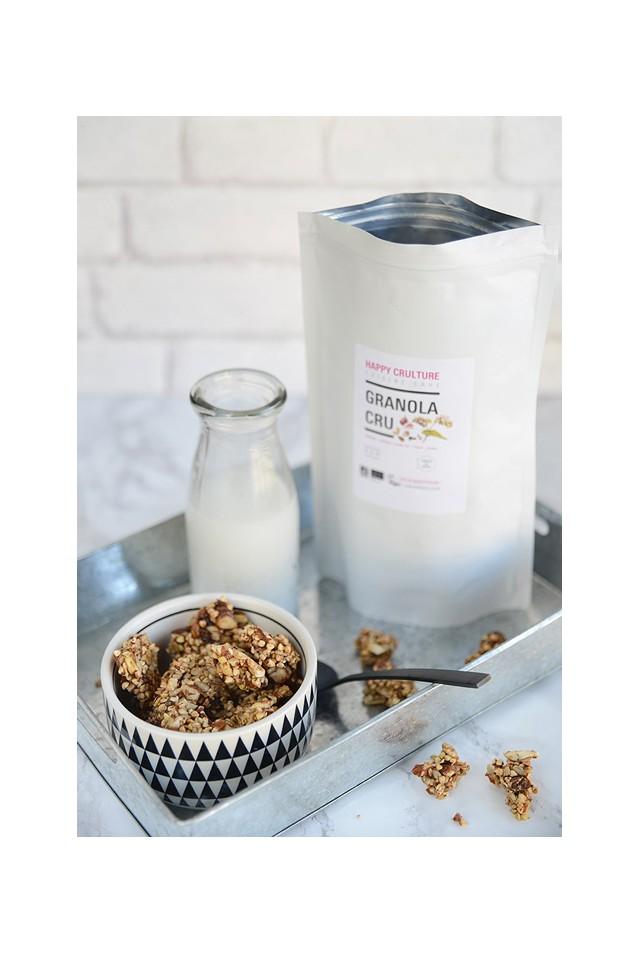 Granola Bio au petit déjeuner