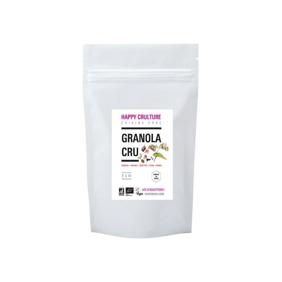 Granola Happy Crulture 50g