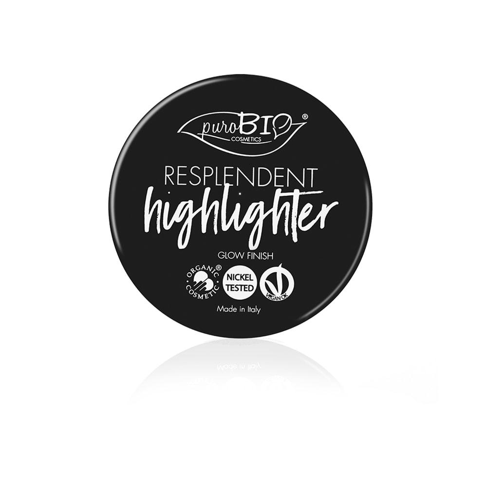 poudre illuminatrice highlighter purobio cosmetics box vidence. Black Bedroom Furniture Sets. Home Design Ideas