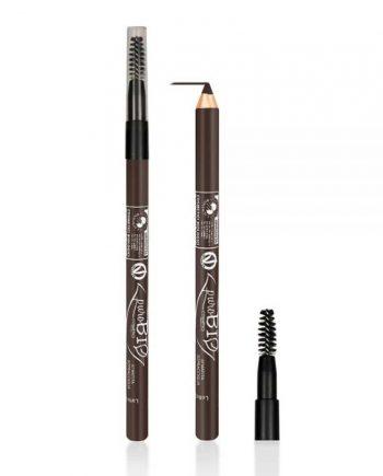 maquillage bio purobio cosmetic box evidence crayon sourcils