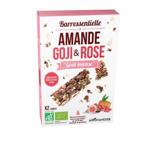 AROMANDISE Barre essentielle Goji & Rose