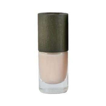 Boho Green - Vernis Rose Blanche
