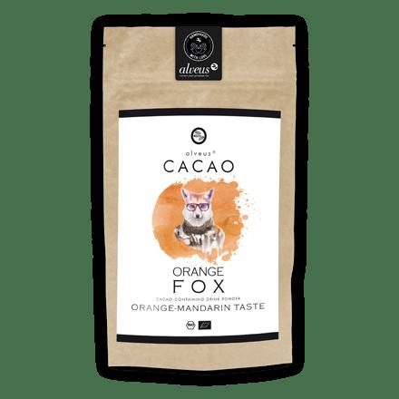 cacao orange bio renard alveus bio