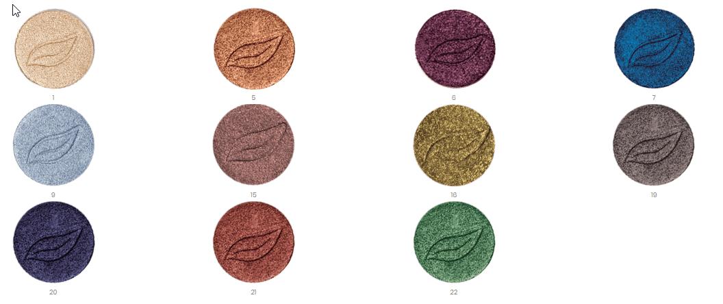 ombre paupiere purobio cosmetics