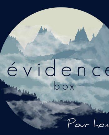 Box Beauté Homme - Box évidence