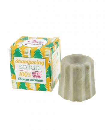 shampoing bio solide cheveux normaux