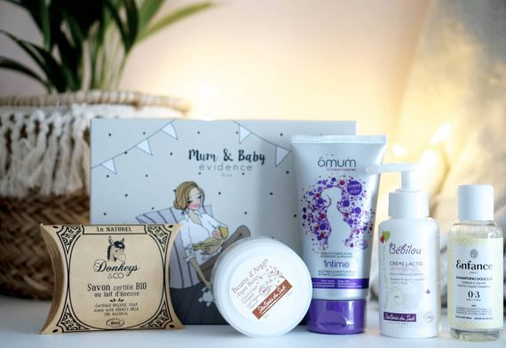 Beauty products for pregnant women