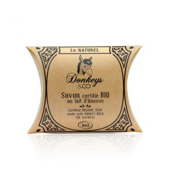 Savon au lait d'Anesse - Donkey & Co