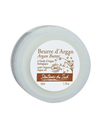 Senteur du Sud, Beurre à l'huile d'Argan Bio Anti-Vergeture