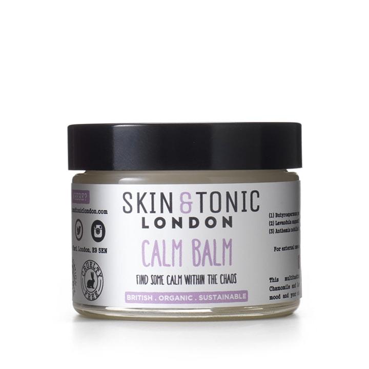 baume apaisant bio Skin tonic