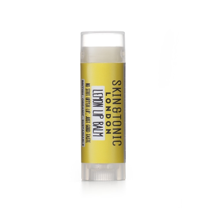 skin tonic london baume levre citron min