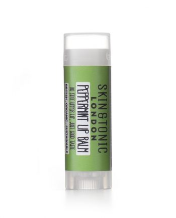 baume à lèvre skin Tonic bio