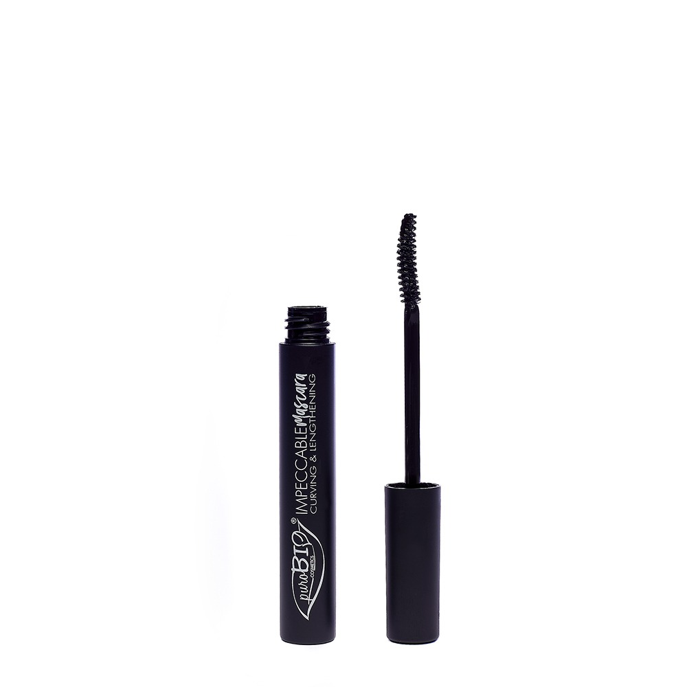 mascara noir purobio cosmetics