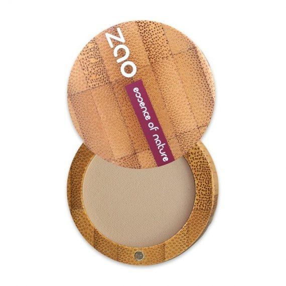 Fard à Paupière ZAO - Beige brun mat