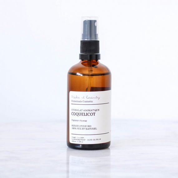 hydrolat coquelicot bio