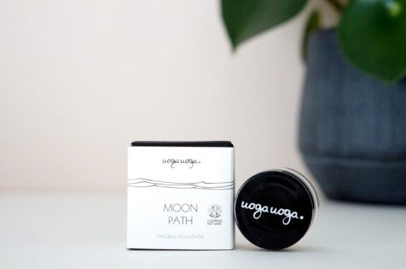 Highlighter Moon path - Uoga Uoga