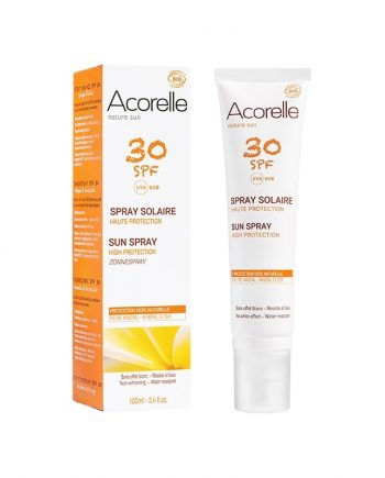 acorelle spray soaire box evidence