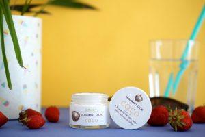 Déodorant crème Coco - Le Moly