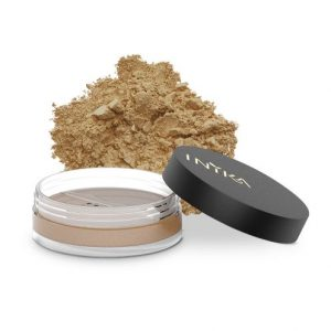 inika loose mineral foundation 8g inspiration with product 1 min