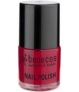 vernis a ongles vintage red rouge tendance 9ml benecos 8934 l