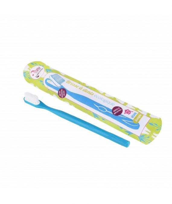 brosse a dents rechargeable bleu min