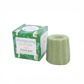 shampoing solide herbes folles cheveux gras