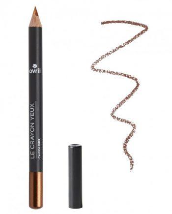 crayon pour les yeux bronze cuivré avril shop box evidence