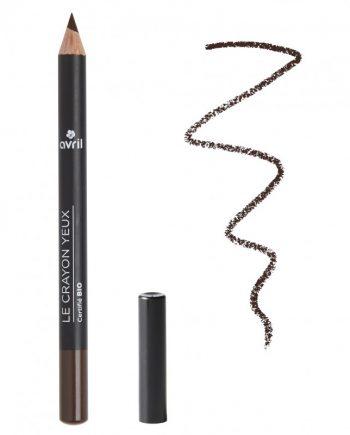 crayon pour les yeux petit prix marron Avril box evidence