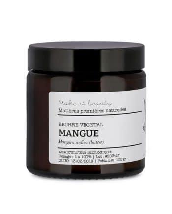 beurre vegetal de mangue bio eshop box evidence