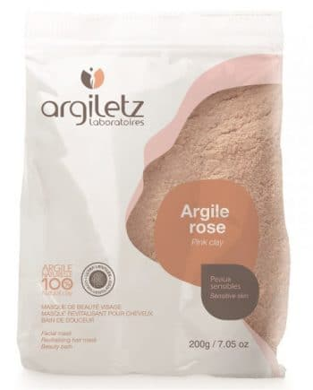 box evidence argile bio rose kaolin