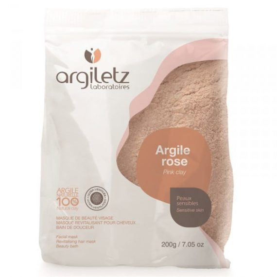box evidence argile bio rose kaolin