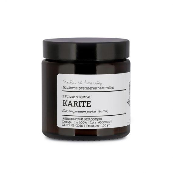 beurre vegetal de karite make it beauty