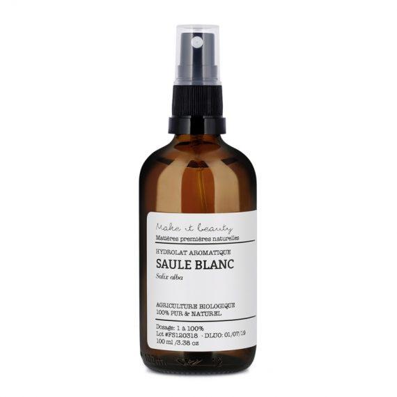 hydrolat aromatique de saule blanc make it beauty