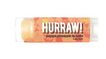Hurraw papaye Ananas