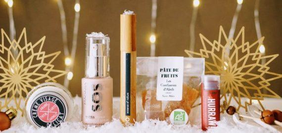 box evidence noel 2018 produits