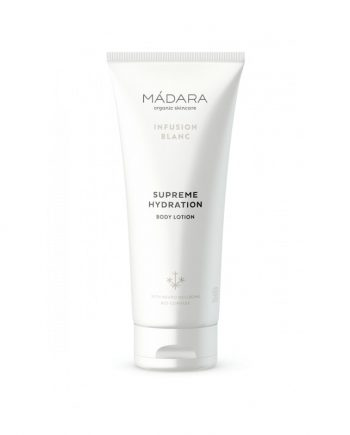 Lotion pour le corps Infusion Blanc Hydratation SUPREME - 200ml - MADARA