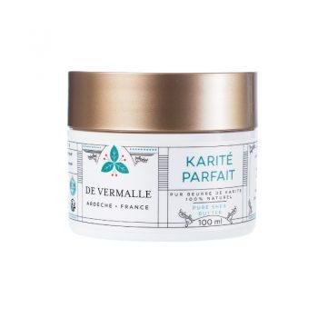 Karité brut bio non raffiné KARITÉ PARFAIT - DE VERMALLE