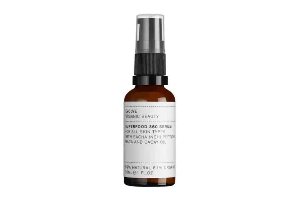 evolve beauty serum anti age
