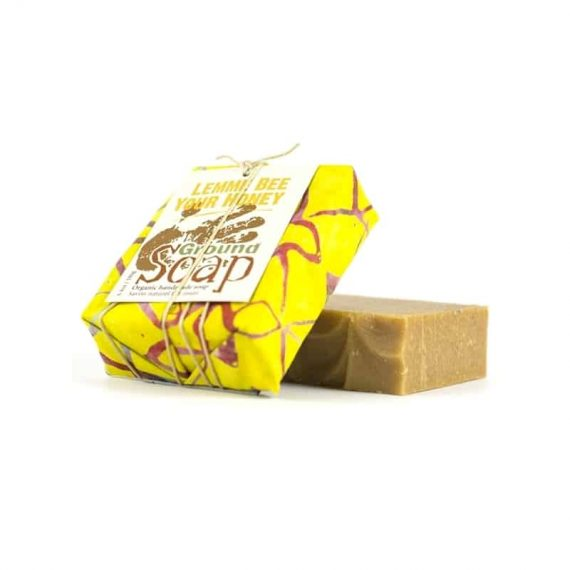 Savon Bio - Lemme Bee your Honey - Ground Soap