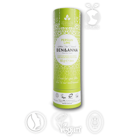 ben & anna deodorant zero dechet citron