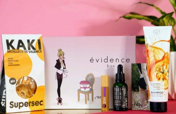 Valentine - Box bio évidence - Fev19