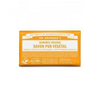savon-solide-dr-bronner-orange