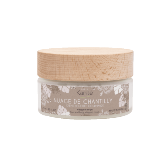 Crème fouettée BIO Nuage de Chantilly kanite