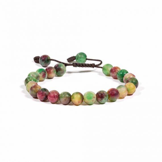 Mala en Agate 21 perles