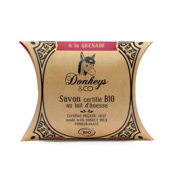 Savon au lait d'annesse à la Grenade- DONKEY & CO
