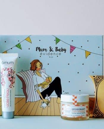 Box maternité - Evidence Bio