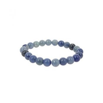 bracelet aventurine bleue box evidence