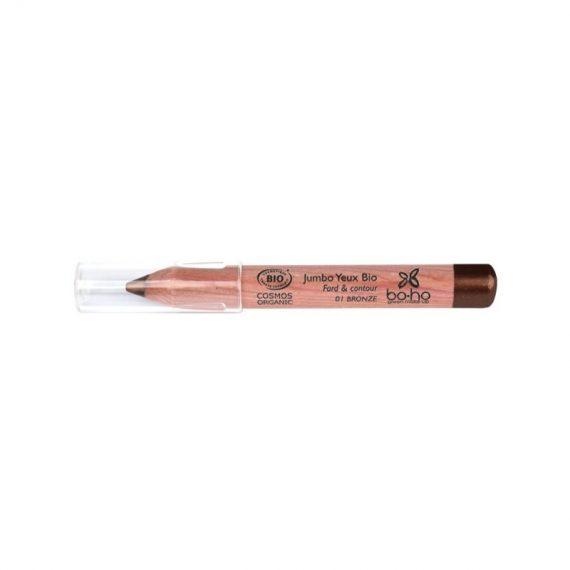 crayon jumbo yeux bio 01 bronze